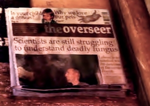 uncharted 3 newspaper