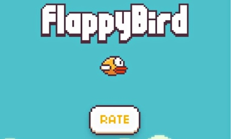 Rage against the Flappy Bird.